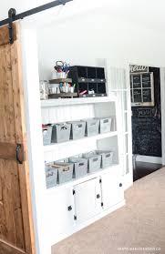 office storage ideas. Farmhouse Style Office Storage Ideas | Simply Kierste.com U