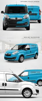 Each of included mockups is a fully layered file that allows you to change. 58 Best Van Branding Templates And Mockups 2021 Psd Vector Free Premium
