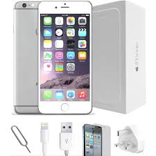 iphone 6 white and silver. apple iphone 6 white/silver - (64gb) unlocked grade a full iphone white and silver