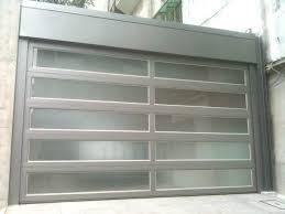 modern metal garage door. Modern Style Metal Garage Door With Leary Stacking Doors And Openers C