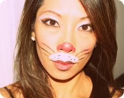 bunny face makeup mugeek vidalondon