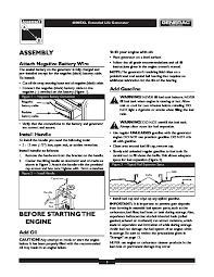 generac 4000exl wiring schematic generac automotive wiring diagrams generac 4000exl generator owners manual 5