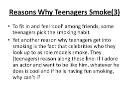 quit smoking help for teenagers 7