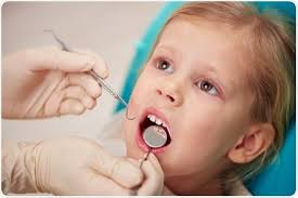 new study finds stark differences between dental health of kids in care and general child potion