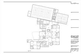 school floor. Floor Plan - Main School
