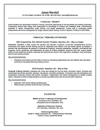 Trainer Sample Resume Personal Trainer Resume Should Explain An Expertise Area Of The 15
