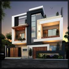 Best House Designs Pictures Best Modern House Best Modern House Elevation Latest