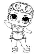 Disegni Di Giocattoli E Bambole Da Colorare Pagine Da Colorare