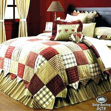 quilt bedding sets twin king quilted bedspread quilted bedding sets king country patchwork quilts red green twin queen cal