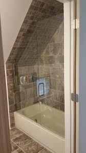 new shower door glass installation in sun valley ca