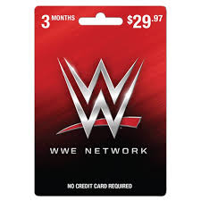 Maybe you would like to learn more about one of these? Wwe 3 Month Gift Card Email Delivery Walmart Com Walmart Com