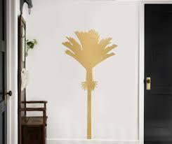 22 karat gold nikau tree your decal