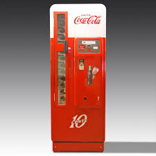 Vintage Coke Vending Machine Best Vintage CocaCola Machine The Games Room Company