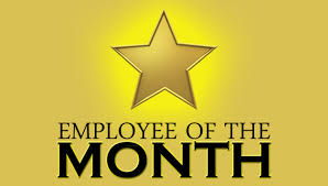 Emploee Of The Month Employee Of The Month U S Wiggins College Preparatory Lab