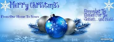 Merry Christmas Facebook Cover - CoverJunction   Facebook cover ...