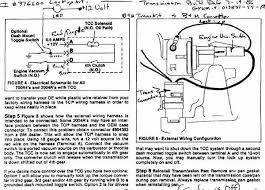 700r4 info page 1 the following image might be a little hard to make out but it shows how i wired in a dpdt center off switch into the wires going to the transmission that