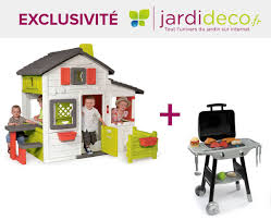 Enfant Friends House Barbecue