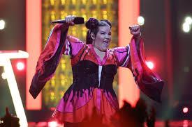Israels Netta Barzilai Wins Eurovision With Chicken Dance