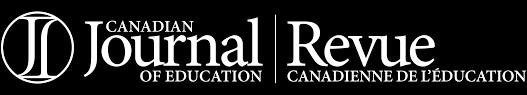 Canadian Journal Of Educationrevue Canadienne De Léducation