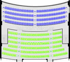 Season Tickets Seating Chart The Palace Theatre