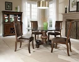 round glass kitchen table. Enchanting Design Round Glass Dining Table Kitchen