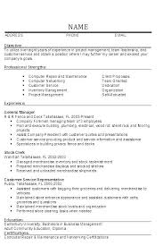 Inventory Manager Resume Stunning Sample Resume Restaurant Manager Resume Tutorial