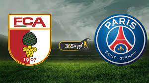نتيجة مباراة باريس سان جيرمان وأوجسبورغ الودية اليوم 21/7/2021
