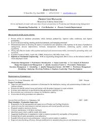 project manager professional resume template  project manager    resume sample for project managers