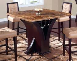 marble pub table global furniture square marble top bar table with marble pub style dining set marble pub table
