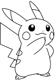 pikachu coloring pages coloring page coloring page by white coloring pages coloring page cute pikachu coloring