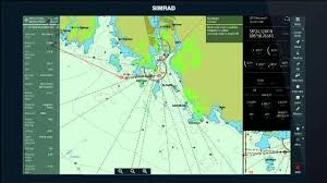 Chart Display What Is Ecdis Or Electronic Chart Display Information System