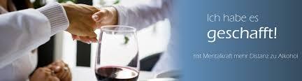 Mentalkraft Hypnose Therapie Frankfurt Alkohol Distanz
