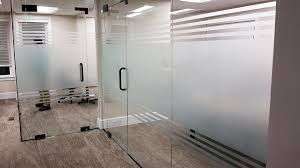 frosted glass for offices