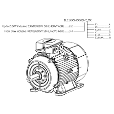 Low voltage 3 phase tefc squirrel cage induction motor