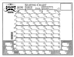Seating Chart Omfar Mcpgroup Co