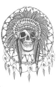Native Dream Catchers Drawings Native american dreamcatcher drawing available at wwwetsy 2
