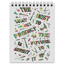 <b>Блокнот Future</b> #937708 от Darya Schwarz