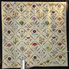 18 best William Morris inspired quilts images on Pinterest ... & William Morris quilt Adamdwight.com