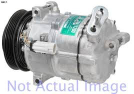 car air conditioning compressor. car air conditioning compressor (pump) peugeot expert mk3 (07-) 2.0 hdi