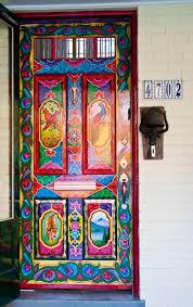 N Lovable Cool Door Painting Ideas With Top 25 Best Painted Doors On  Pinterest