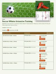 Team Snack Schedule Template Soccer Snack Sign Up Magdalene Project Org