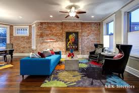 Stylish urban interior design