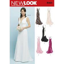 New Look Dress Patterns