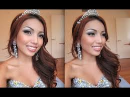 pageant queen make up tutorial
