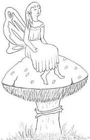 Drawing Pages Fairy Coloring Pages
