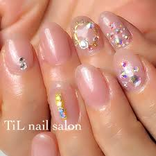 春のハンドフット Til Nail Salon