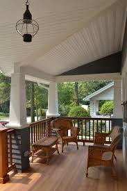 maximizing a 1929 bungalow porch craftsman with globe pendant light lighted outdoor waterfall fountains