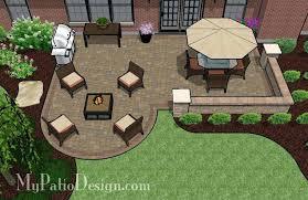 backyard patio layouts dreamy brick patio patio designs and ideas backyard patio styles backyard patio