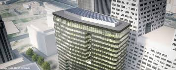 sustainable office building. WTC-tower To Become The Most Sustainable Office Building In Utrecht? B