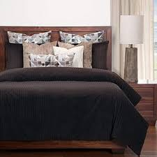 trp 6 piece down comforter set cal king